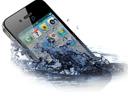 how to fix a water damaged iphone 5s